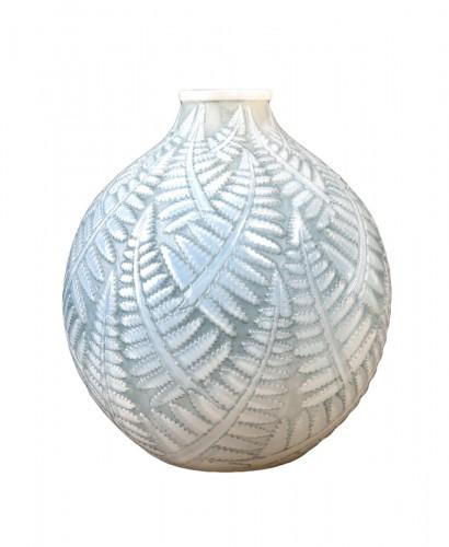 1927 René Lalique - Vase Espalion