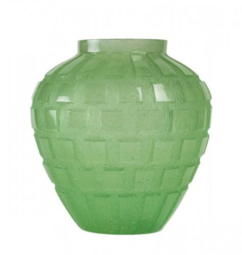 Daum - Rythmes Vase