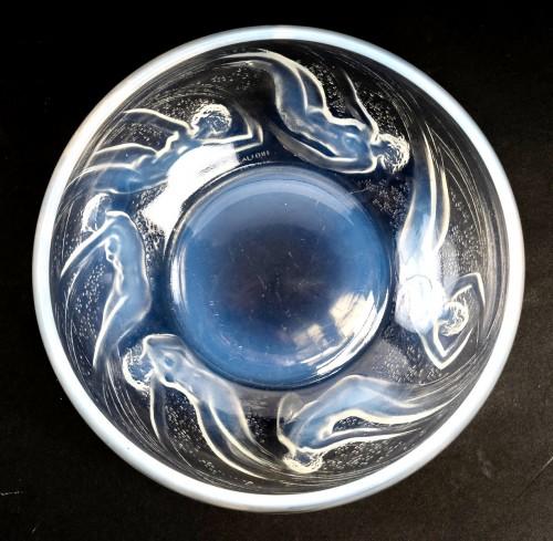 1921 René Lalique - Bowl Ondines - Art Déco