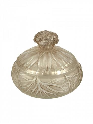 1910 René Lalique - Box Cheveux de Vénus