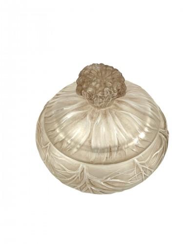 1910 René Lalique - Box Cheveux de Vénus -