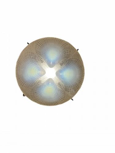 Lighting  - 1921 René Lalique - Chandelier Coquilles