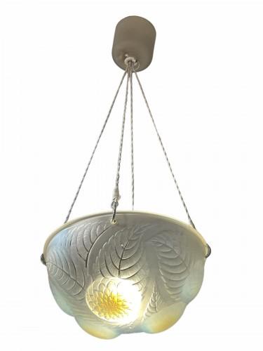 1921 René Lalique - Ceiling Dahlias - Lighting Style Art Déco