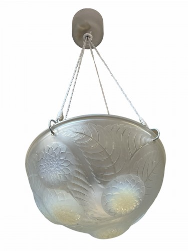 Lighting  - 1921 René Lalique - Ceiling Dahlias