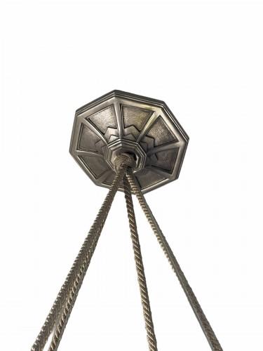 Lighting  - 1926 René Lalique - Chandelier Rinceaux