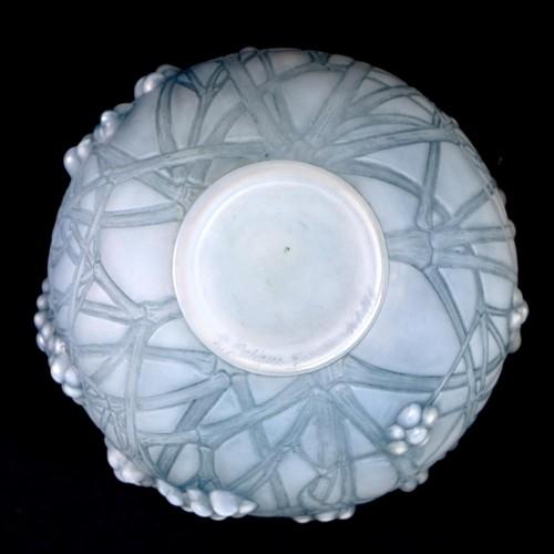 1924 René Lalique - Vase Druide - Art Déco