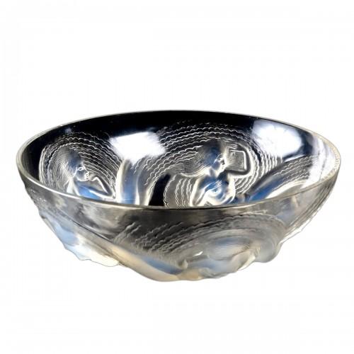 1932 René Lalique - Bowl Calypso