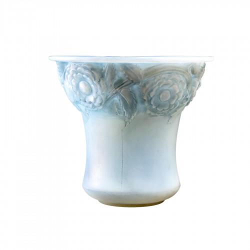 1930 René Lalique - Vase Orléans