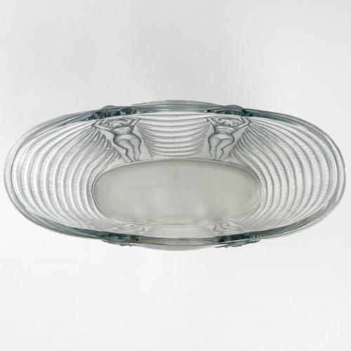 1937 René Lalique - Vase Terpsichore - Art Déco