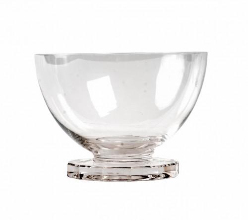 1938 René Lalique  - Lille Glasses Set  of 25 Pieces - Art Déco