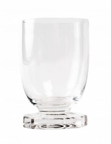Art Déco - 1938 René Lalique  - Lille Glasses Set  of 25 Pieces