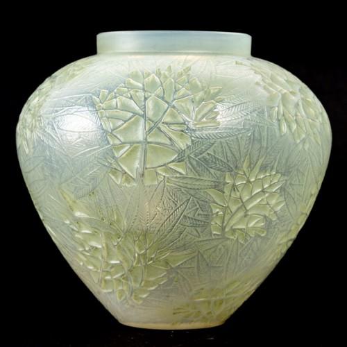 1923 René Lalique - Vase Estérel -