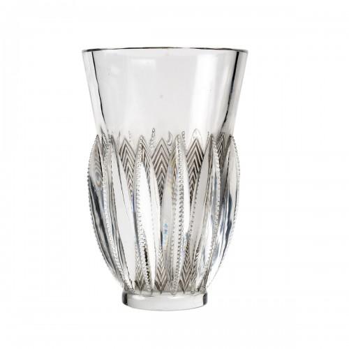 1934 René Lalique - Vase Gerardmer