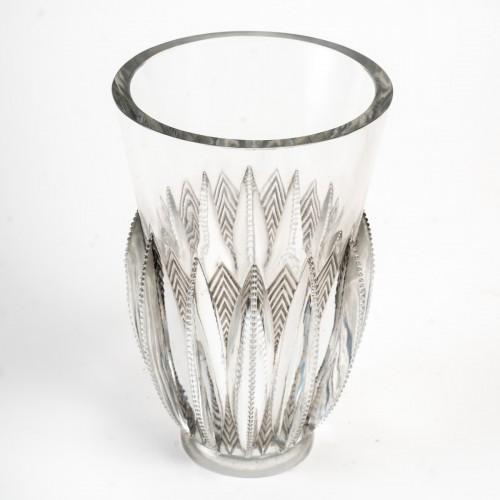 1934 René Lalique - Vase Gerardmer -