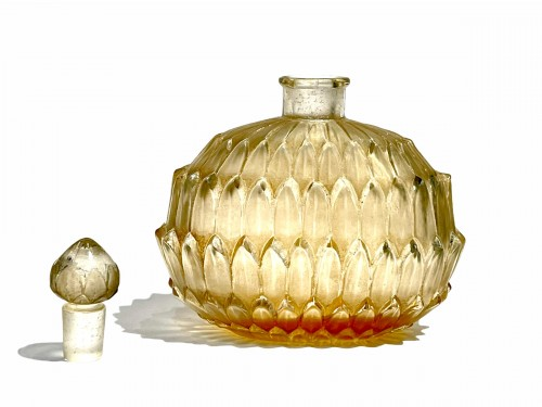1920 René Lalique - Perfume Bottle Amelie -