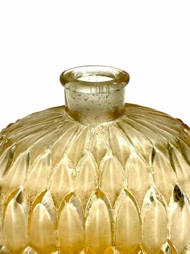 20th century - 1920 René Lalique - Perfume Bottle Amelie