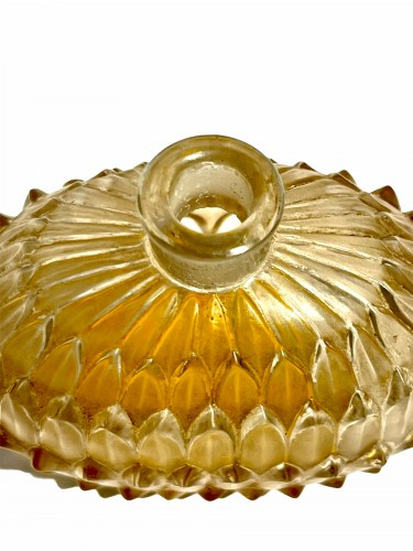 1920 René Lalique - Perfume Bottle Amelie - Art Déco