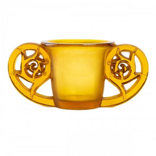 1926 René Lalique - Pierrefonds Vase