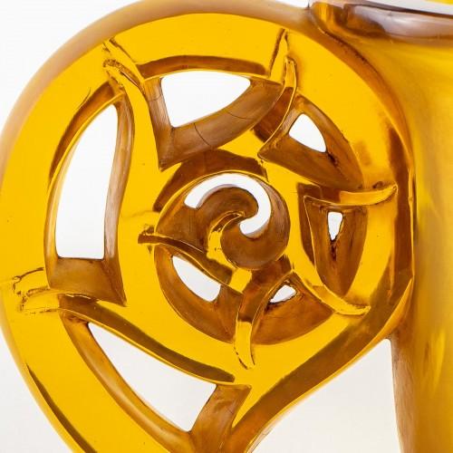 1926 René Lalique - Pierrefonds Vase -