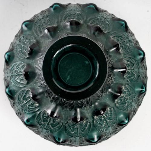 1912 René Lalique - Vase Fougères -