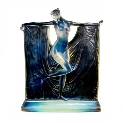 """1925 René Lalique - Statuette """"Suzanne"""""""