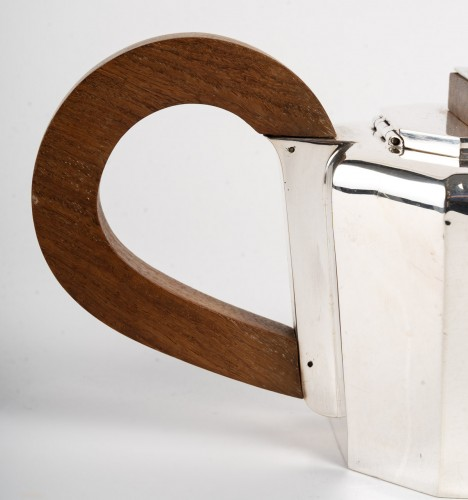 1937 Jean E. Puiforcat - Tea And Coffee Service -