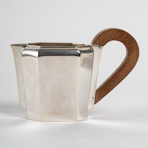 Art Déco - 1937 Jean E. Puiforcat - Tea And Coffee Service