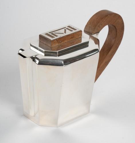 Antiquités - 1937 Jean E. Puiforcat - Tea And Coffee Service