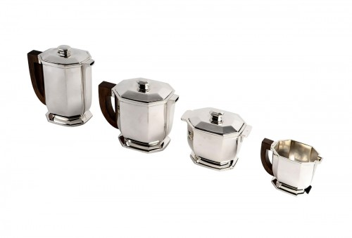 1930 Tétard Frères - Tea And Coffee Service