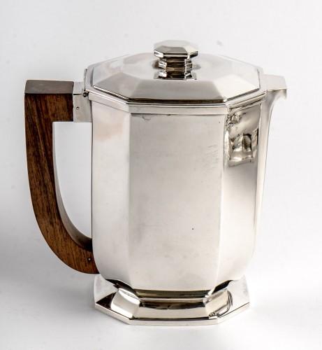 Antique Silver  - 1930 Tétard Frères - Tea And Coffee Service