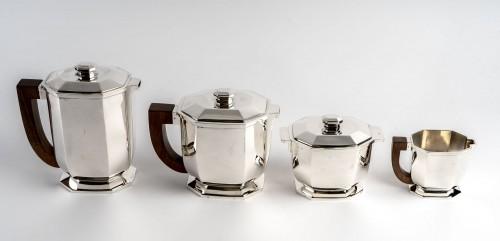1930 Tétard Frères - Tea And Coffee Service -