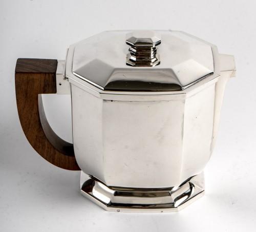 1930 Tétard Frères - Tea And Coffee Service - Art Déco