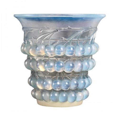 1930 René Lalique - Vase Montmorency