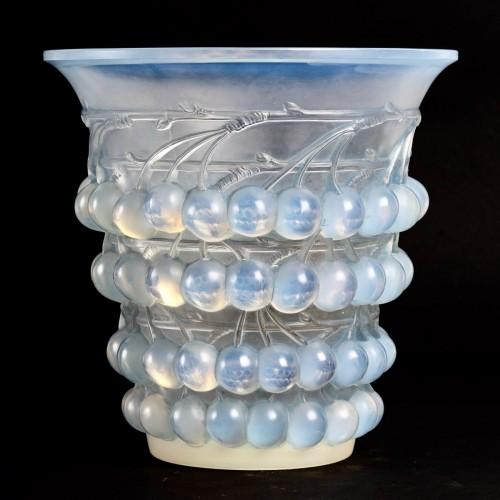 Art Déco - 1930 René Lalique - Vase Montmorency