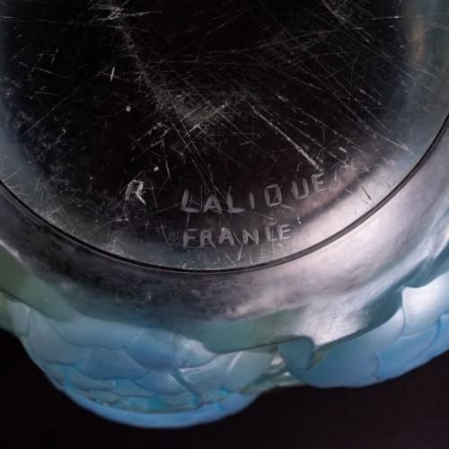 20th century - 1927 René Lalique - Vase Oran
