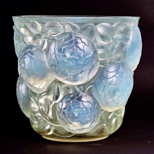 Antiquités - 1927 René Lalique - Vase Oran