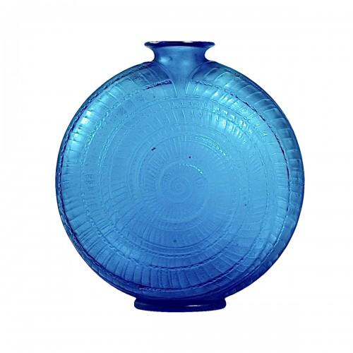 1920 René Lalique - Vase Escargot