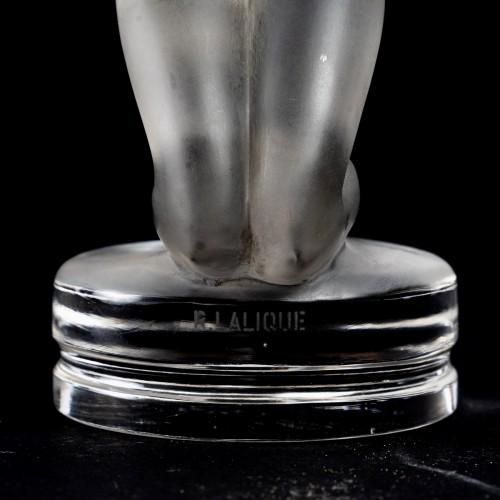 """1931 René Lalique - """"Chrysis"""" Car Mascot  - Art Déco"""