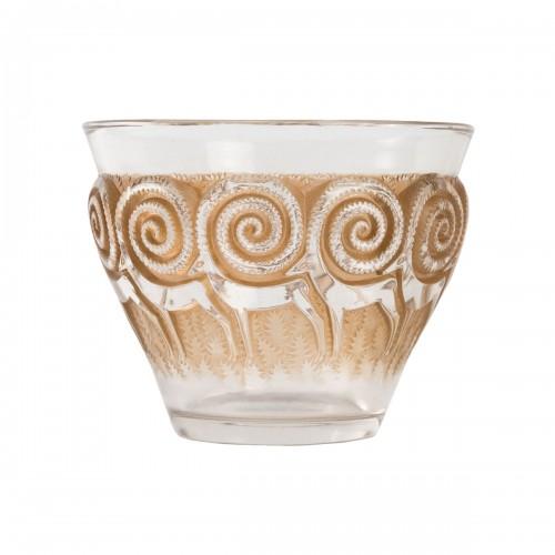 1933 René Lalique - Rennes Vase