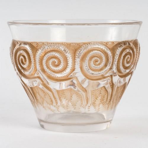 20th century - 1933 René Lalique - Rennes Vase