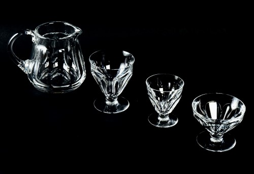 Baccarat - Talleyrand Crystal Set 37 Pieces - Glass & Crystal Style 50