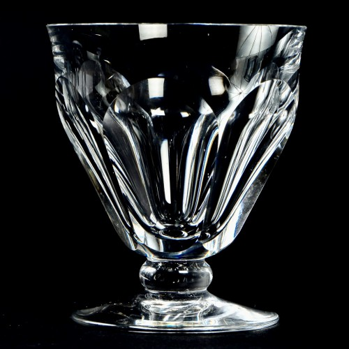 20th century - Baccarat - Talleyrand Crystal Set 37 Pieces