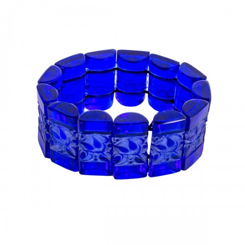 """1928 René Lalique - Bracelet """"Ceriser"""""""