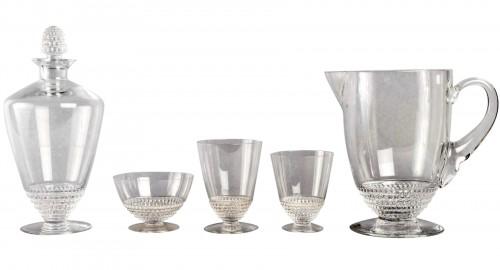 1930 René Lalique - 32 Pieces Nippon Service