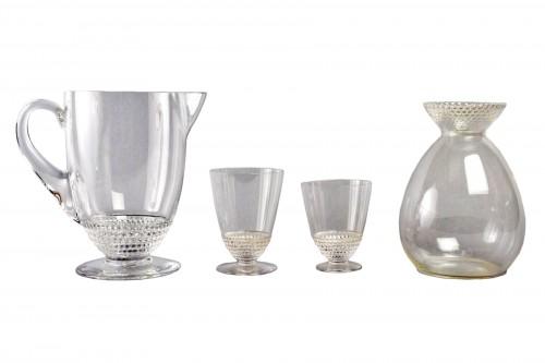 1930 René Lalique - 26 Pieces Nippon Service