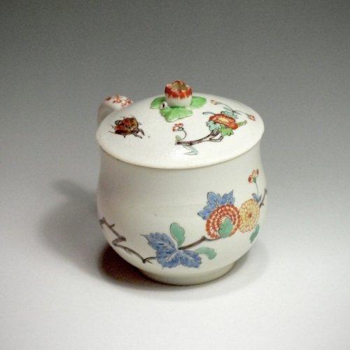 Chantilly - decor juice pot Kakiemon - eighteenth century