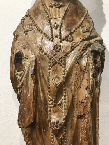 16th century - Holy Pope, Brabant South Netherlands, around 1500