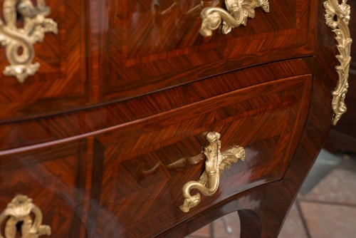 A late 19th century Commode -