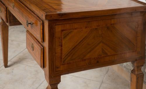 Furniture  - Small Office Former Louis XVI Neapolitan (italy) Epoque XVIIIth Century.