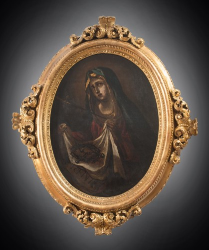 Lady of Sorrows -  17th Century Naples -
